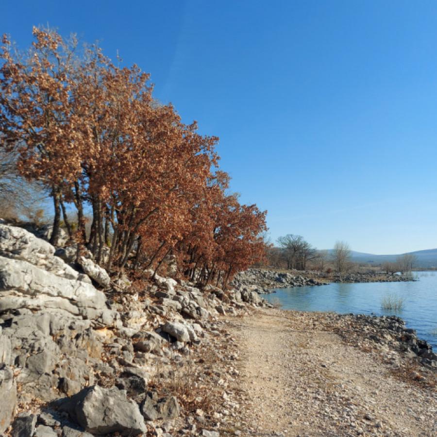 Buško lake, Bosnia and Herzegovina