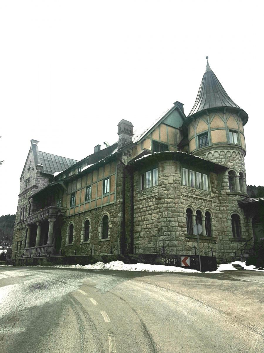 Castle Stara Sušica
