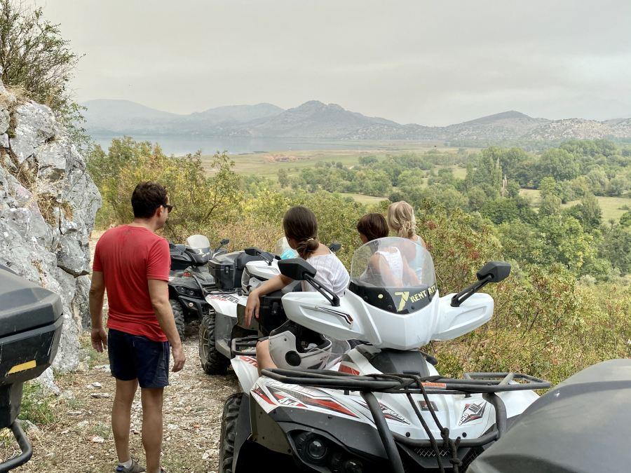 Rent ATV Montenegro