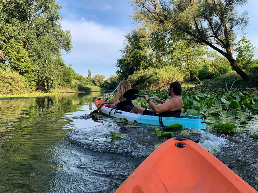 Kayak Adventure in Montenegro
