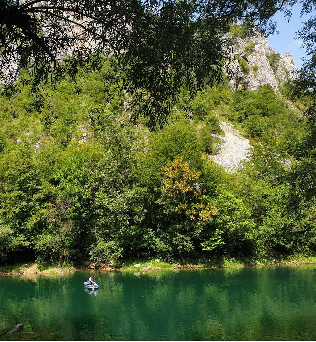 "Grmuša, river ""Una"" canyon"