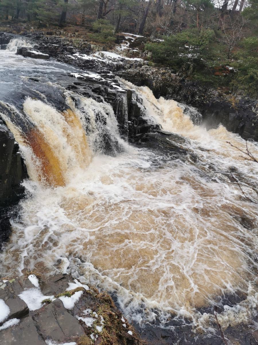 High Force Waterfall...