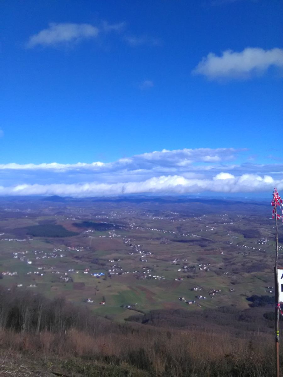 Paragliding Velika Gomila