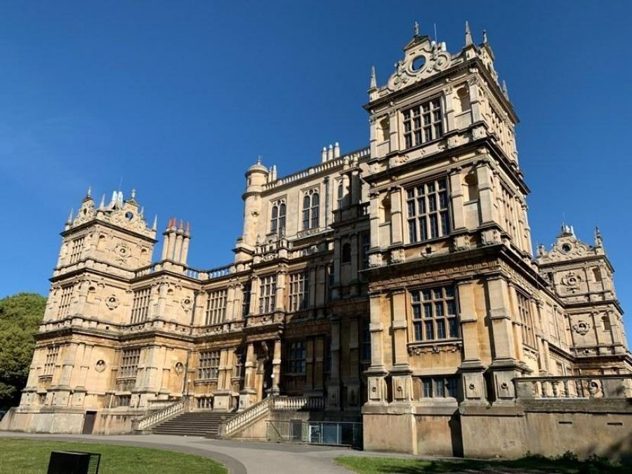Wollaton Hall, Gardens and Deer Park