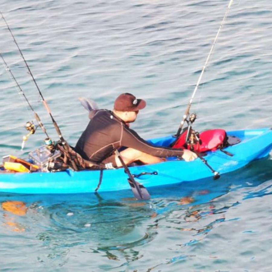 Kayaking day