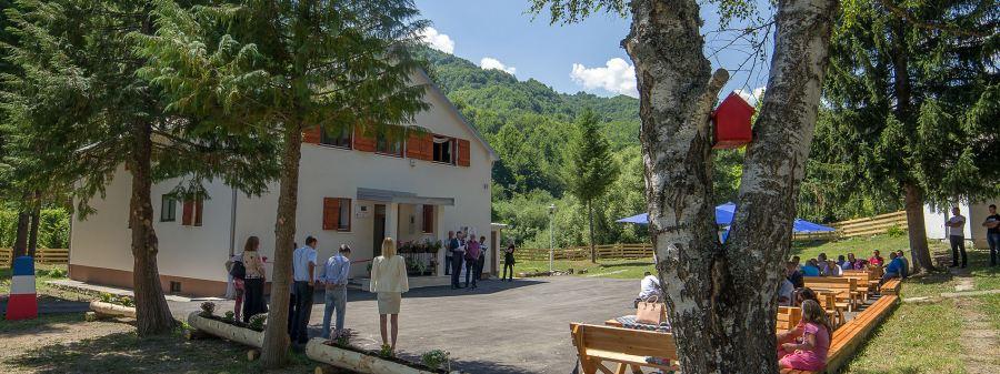 Park of nature Komovi