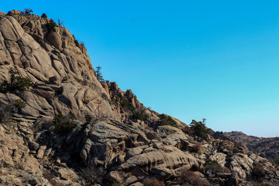 Wichita Mountains- I thought Oklahoma was a fly-over state?!