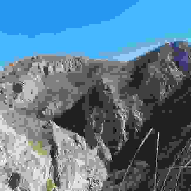 Kanjon Ričine, Bosnia and Herzegovina Kanjon Brine, Posušje, Bosnia and Herzegovina