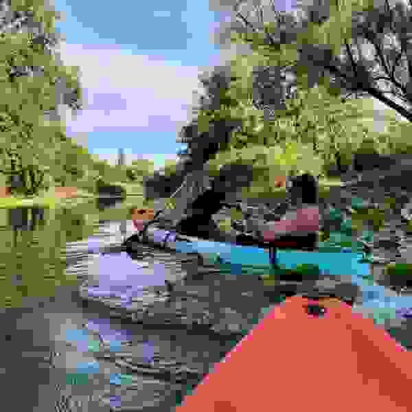 Kayak Adventure in Montenegro Žabljak Crnojevica