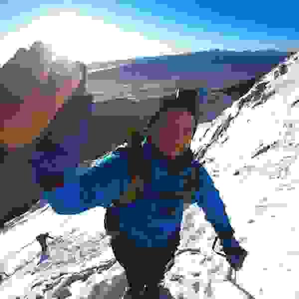Begunjščica- Veliki Vrh 2060 m/n 4275