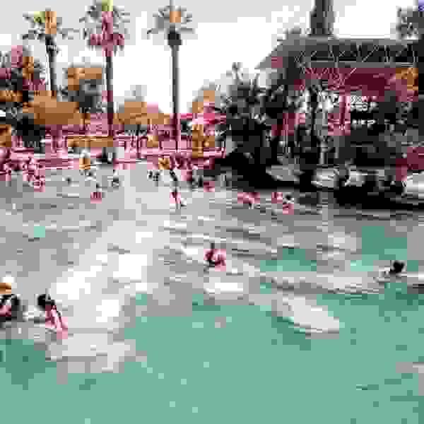 Cleopatra's pool