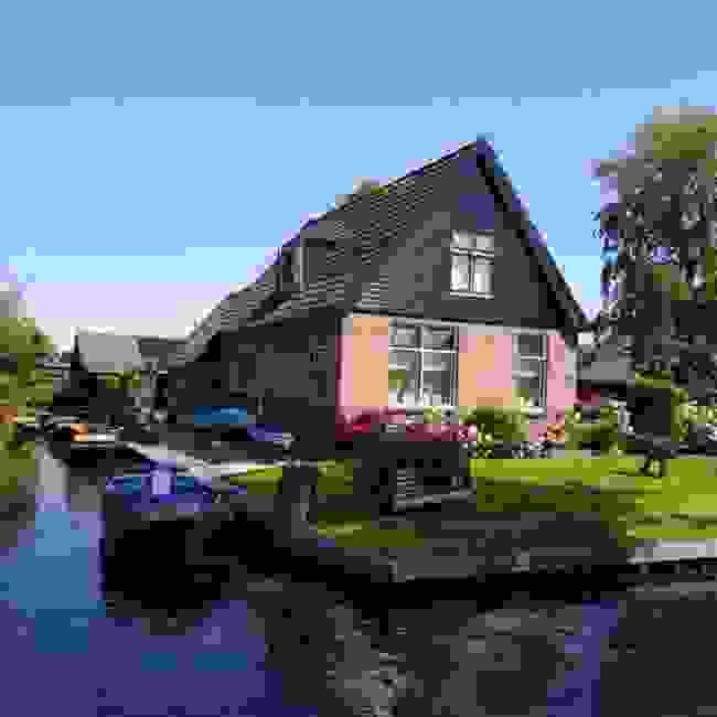 Giethoorn, Netherlands Giethoorn, Netherlands