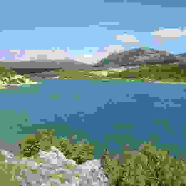 Lake Mandek Bosnia and Hercegovina Lake Mandek