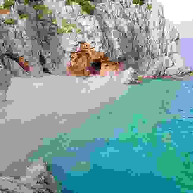 Beach Brseč Beach Brseč