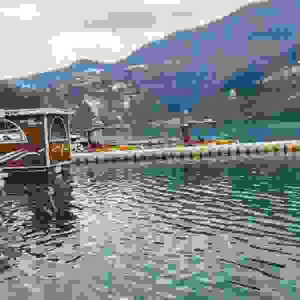 Plivsko jezero Jajce