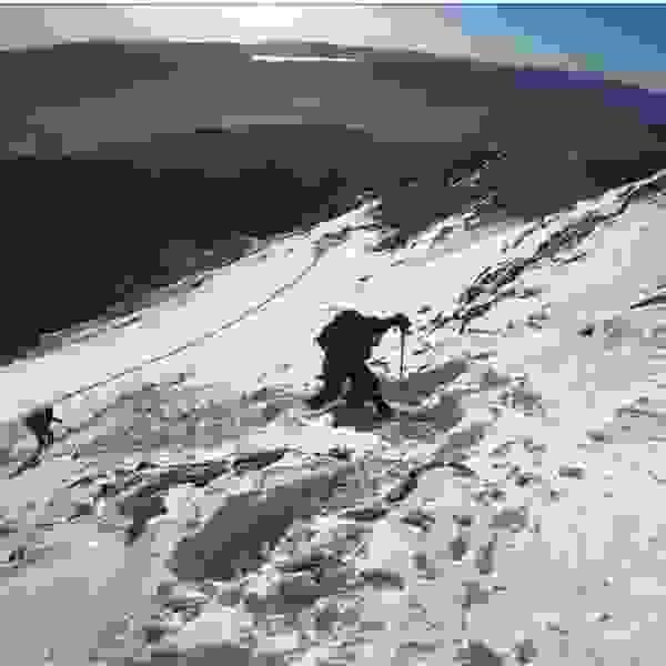 Veliki Vrh 2060 m/n Begunjščica