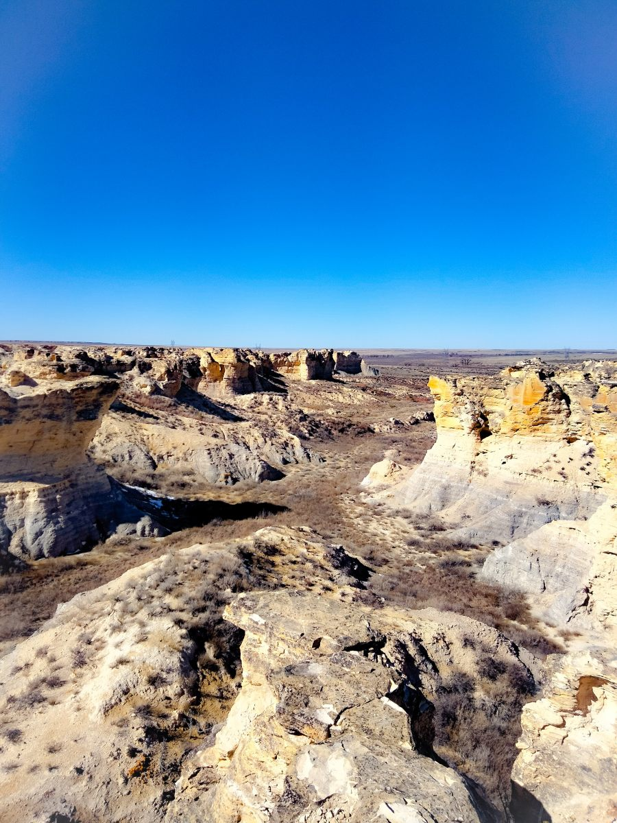 Little Jerusalem Badlands State Park