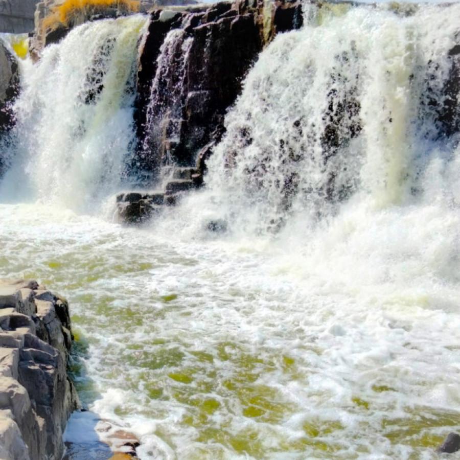 Falls Park, South Dakota