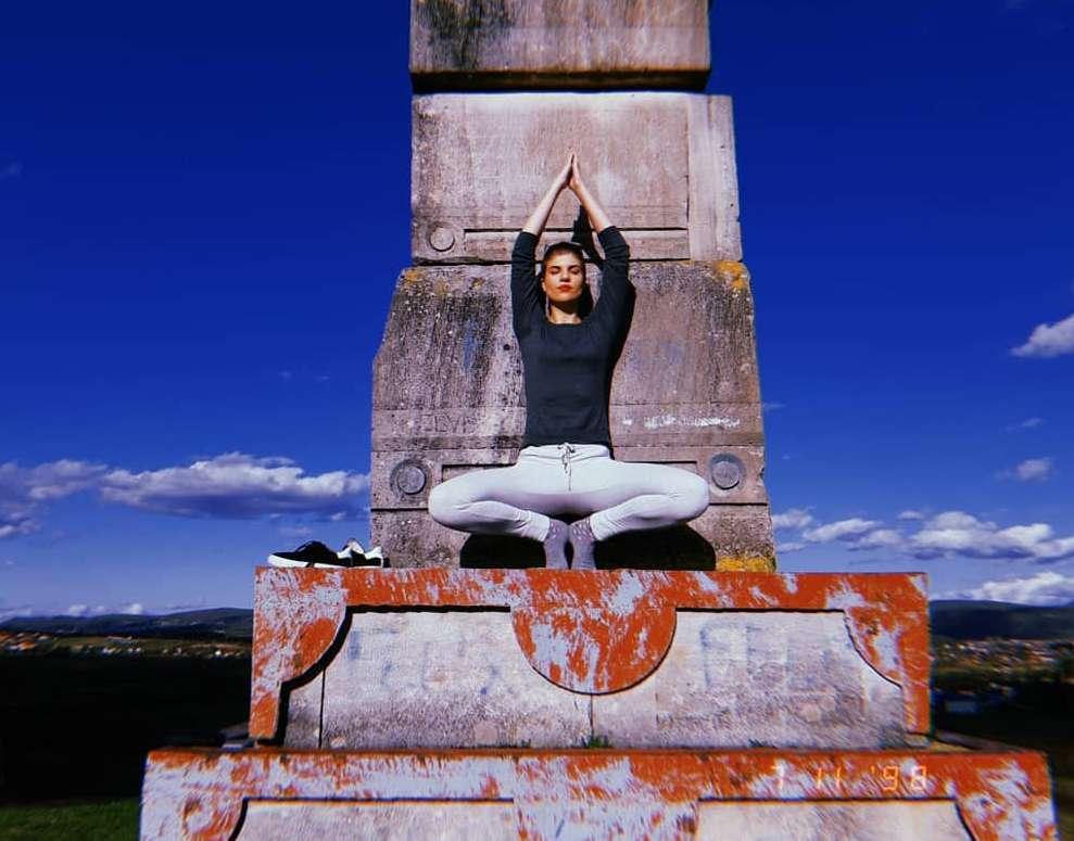 Yoga practitioner 🙏